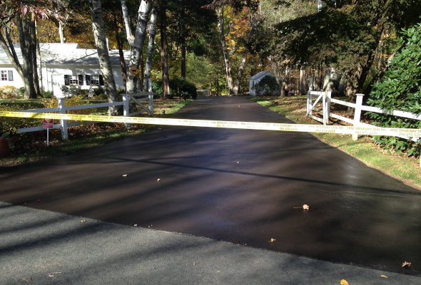 Driveway sealcoating Bethany, CT