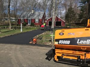 driveway paving in Bethany