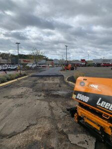 commercial paving in Orange Connecticut